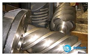 Шнеки винтового блока Rotorcomp EVO 9
