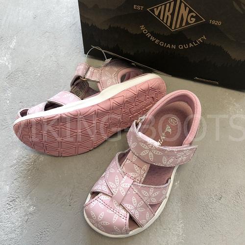 Сандалии Викинг Vilde Pring Light Pink с доставкой в интернет-магазине Viking-boots