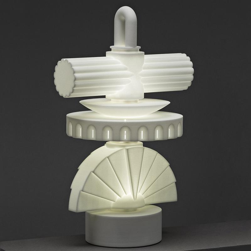 Светильник Illusive Luminaire от Ying Chang