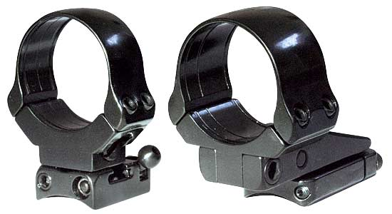 Быстросъемный `поворотный` кронштейн EAW на Sauer 202, (диаметр 30mm/BH=17mm/ KR=33 mm)
