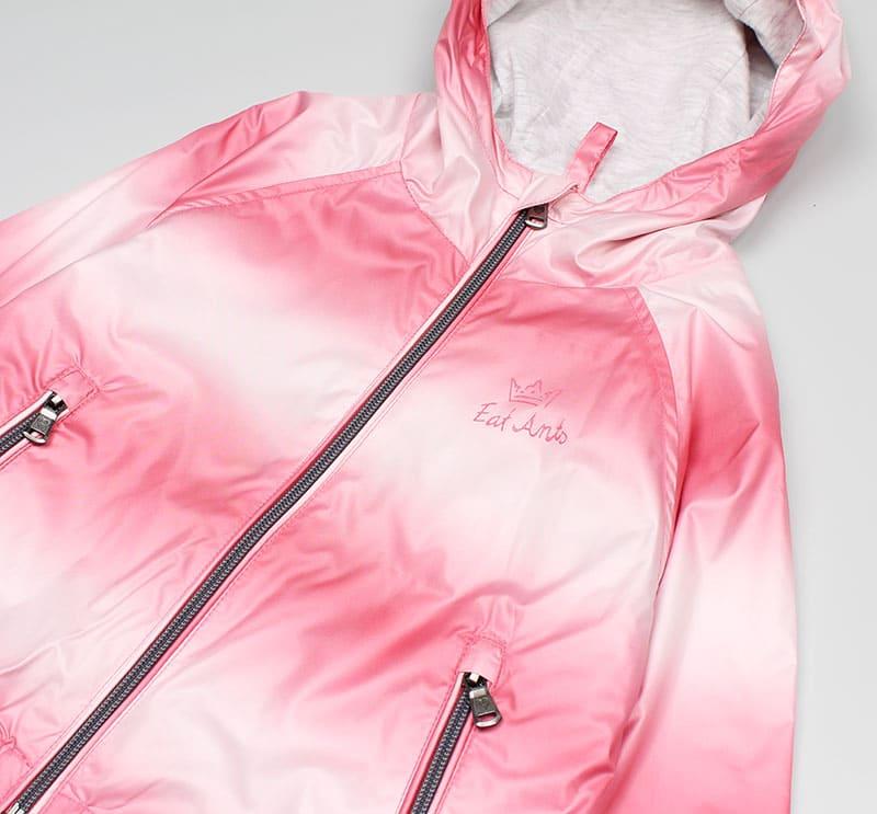 Модные ветровки на весну для девочек