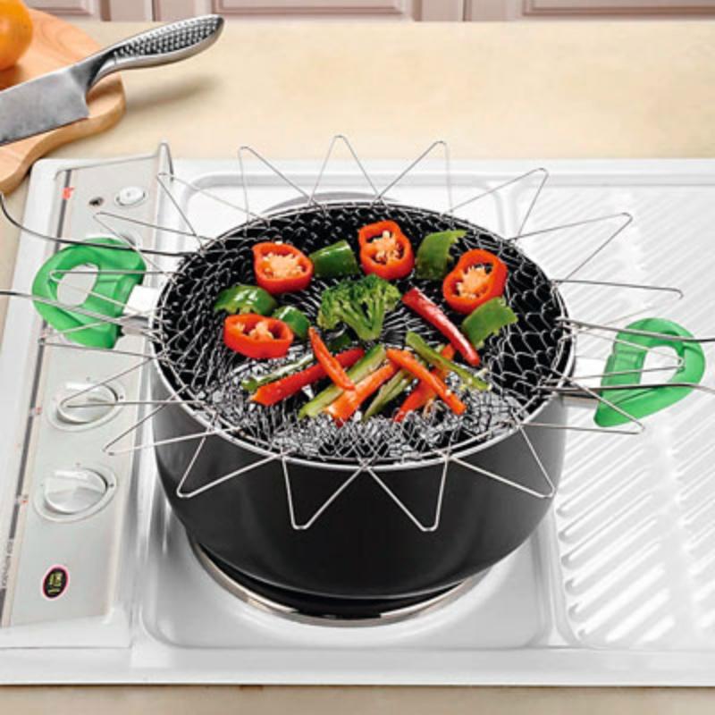 решетка для приготовления пищи Chef basket - Шеф баскет
