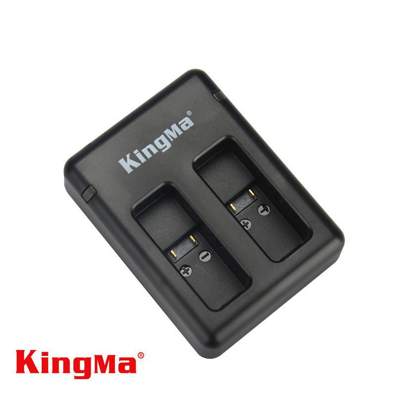 Зарядное устройство Kingma (USB) для 2-х аккумуляторов GoPro HERO5/HERO6/HERO7