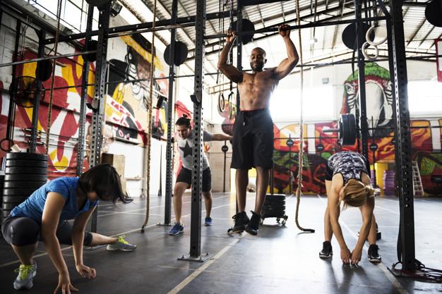 CrossFit - популярний напрям у фітнесі