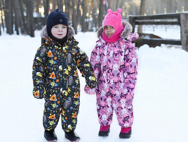Комбинезон Premont Озорные Зайчики WP91051 Pink купить в интернет-магазине Premont-shop