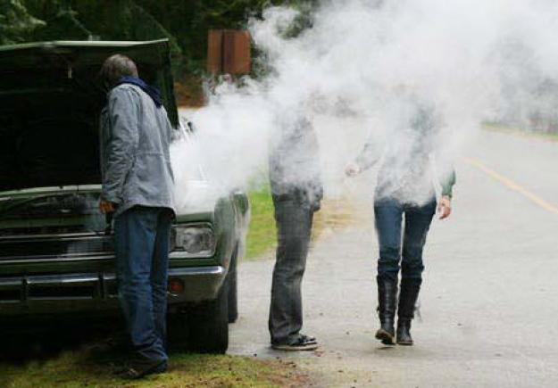 Причины падения мощности бензиновых двигателей в жару