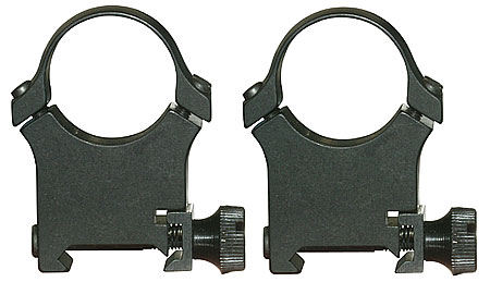 Раздельные быстросъемные кольца EAW на Weaver (диаметр 30mm/BH=18.0mm)