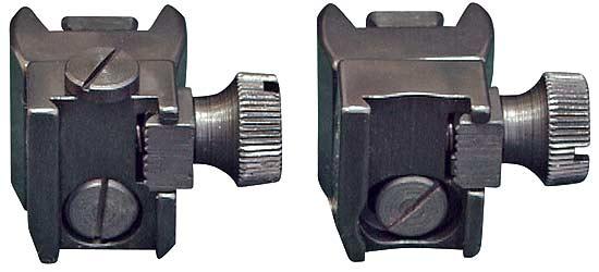 Кронштейн EAW SAKO-75/85 под Zeiss(ZM/VM)-шину (раздельный, регулируемый, быстросъемный)