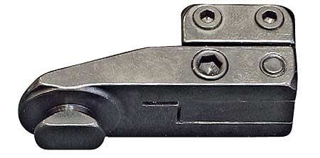 Передняя поворотная `нога` б/с `поворотного` кронштейна APEL/EAW под LM призму на основание с цапфой Sauer 202, Browning BAR II/LT/ST и Benelli Argo