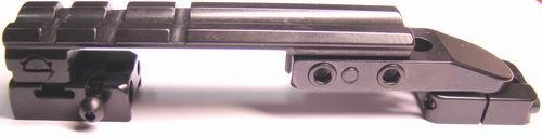Поворотный кронштейн с верхним основанием Weaver на Weatherby MAK V/300/Vang
