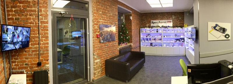 Офис продаж Ambertek в Москве