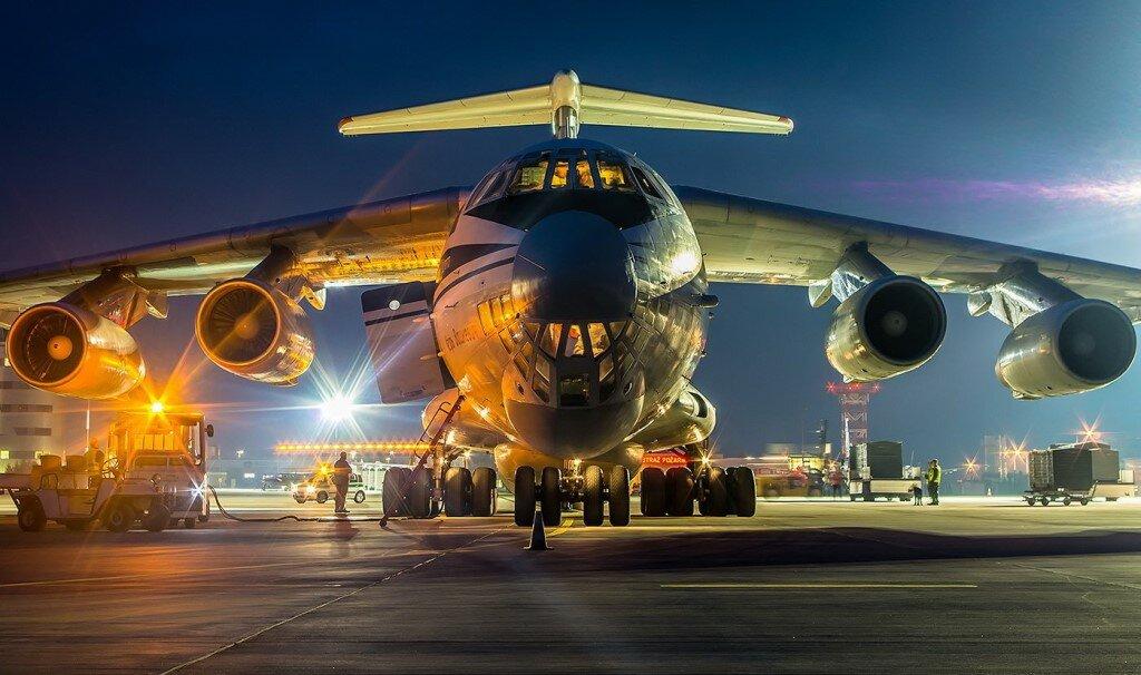 День военно-транспортной авиации России | ATRIBUTICA.