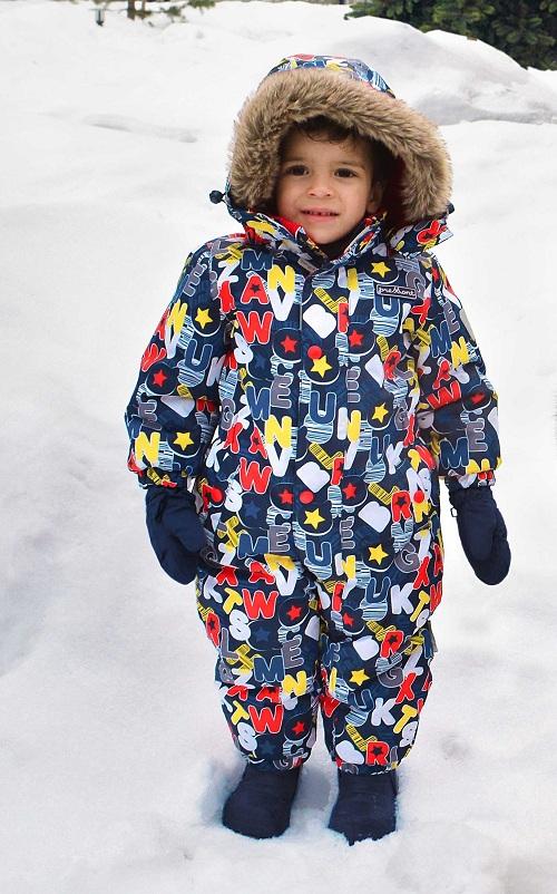 Зимний комбинезон Premont Праздник Карибана - новая коллекция Premont Зима 2018-2019!