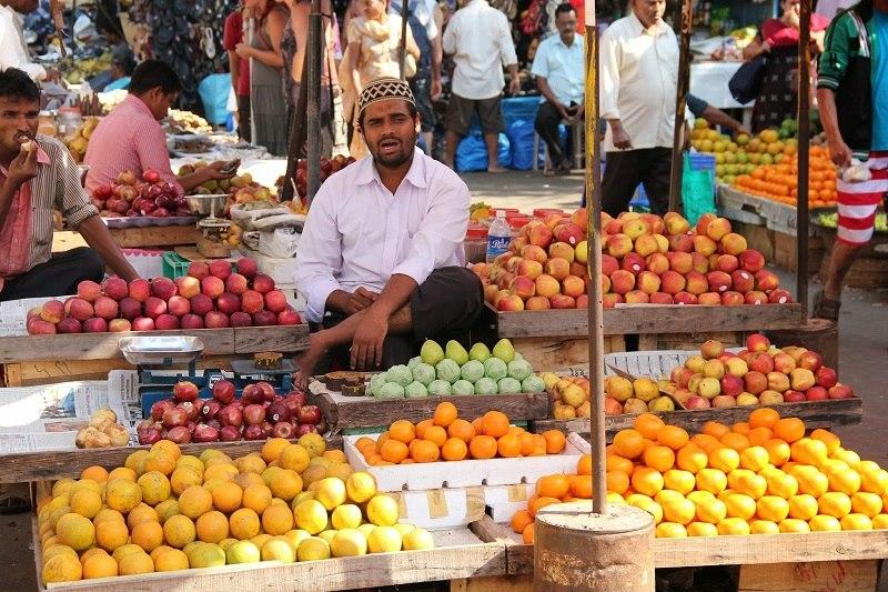 овощи и фрукты вразвал
