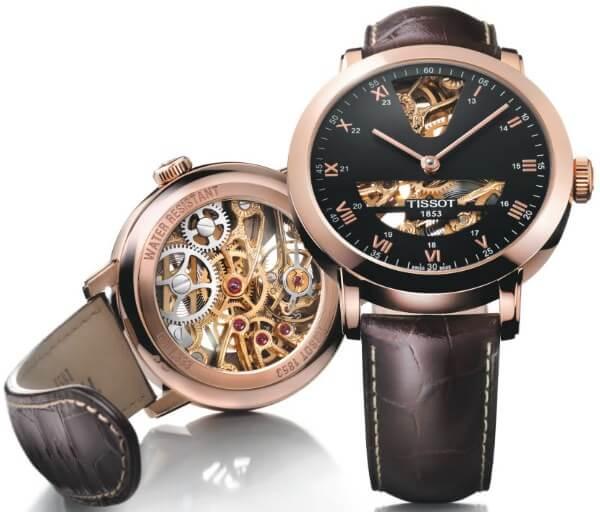Швейцарские часы Tissot - купить в Казахстане