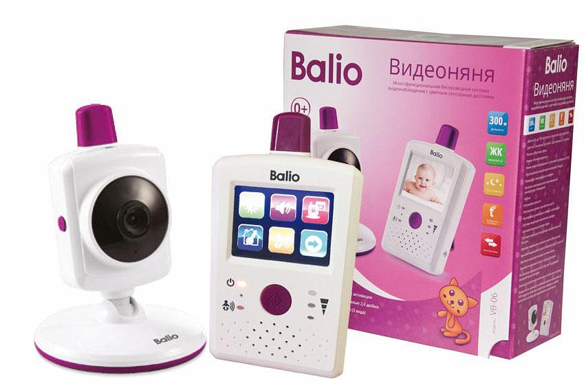 видеоняня balio vb 06 отзывы