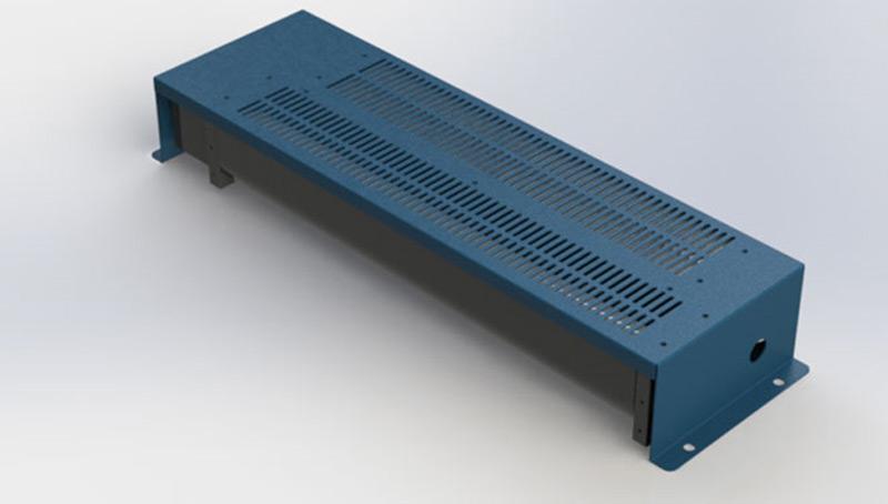 CreatBot D600 Pro Нагрев в печатной камере до 70 °C