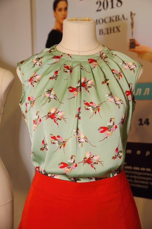 Блуза Сакура
