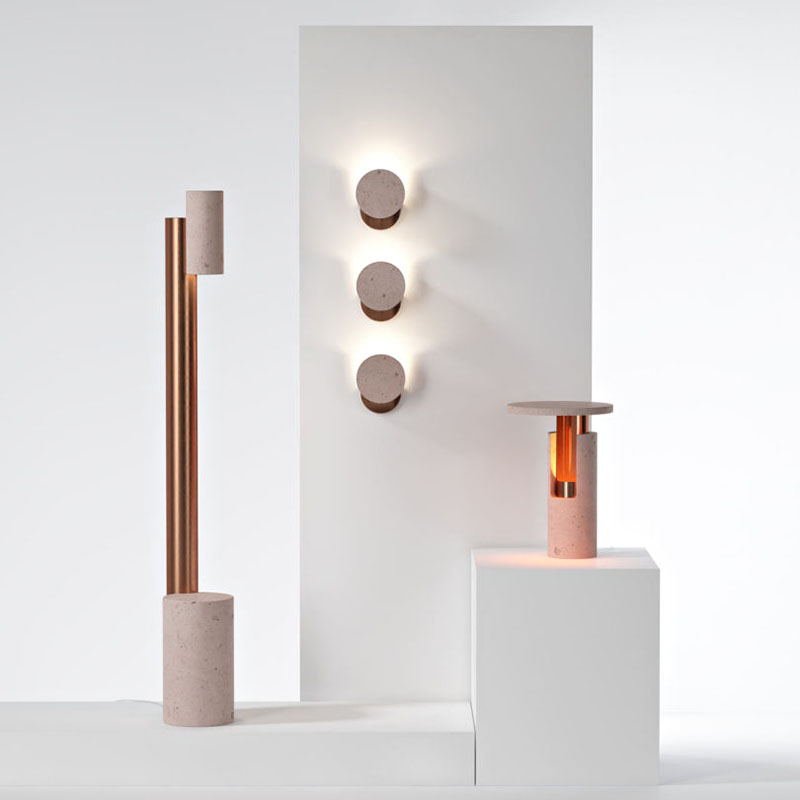 Светильники Ambra от Davidpompa