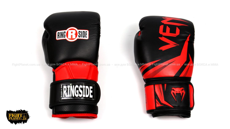 Боксерские перчатки из синтетической и натуральной кожи в магазине Fight Planet