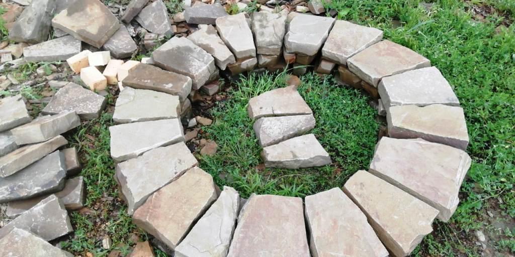 Жаростойкий камень