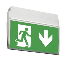Эвакуационный указатель для централизованных систем аварийного освещения ESC 90