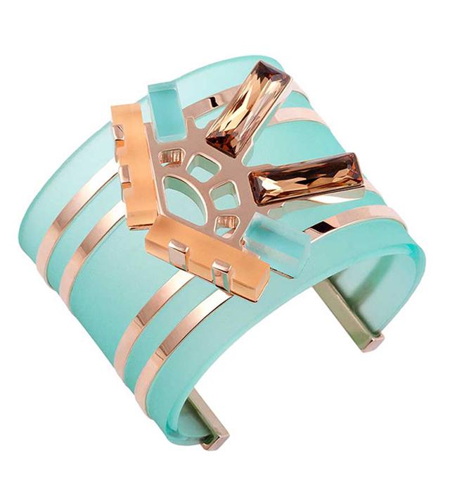 Браслет-манжет Turquoise от Giuliana Mancinelli