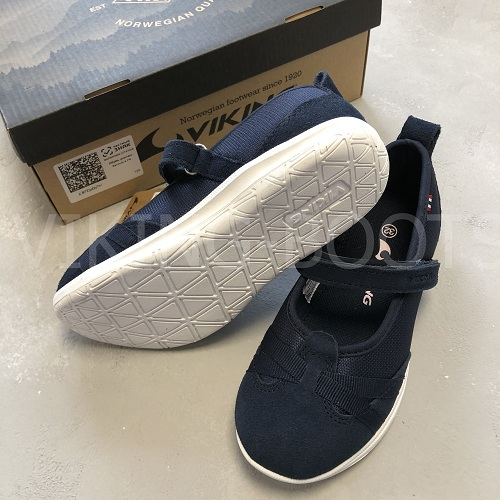 Туфли Viking Siri Mj Navy купить в интернет-магазине Viking-boots