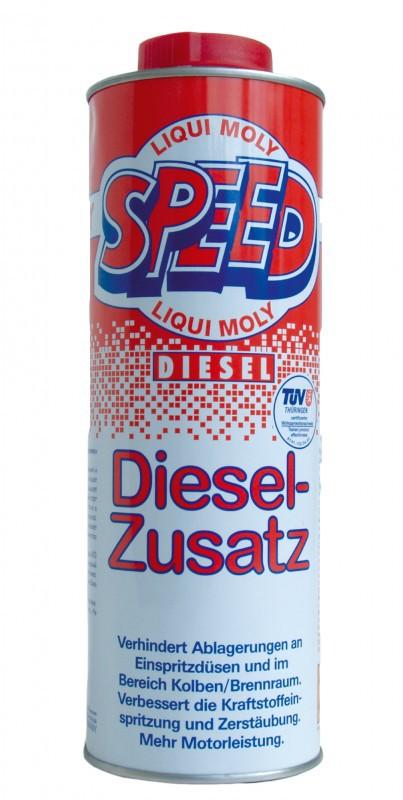 Speed Diesel Zusatz — Суперкомплекс для дизельных двигателей