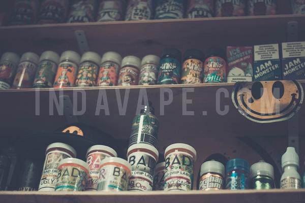 Вейп-шоп в Москве InDaVape