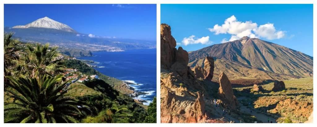 Серфинг и путешествия по Тенерифе