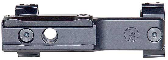 Небыстросъемный кронштейн MAK на едином основании для установки на Baikal : ИЖ-94 `Север` 12..13mm/ИЖ-18МН и аналоги, с кольцами диаметром 30 мм