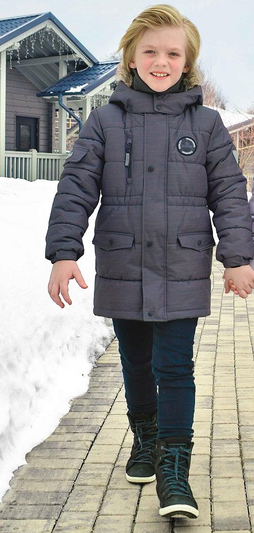 Зимняя парка Premont Атлантический Буревестник - новая коллекция Premont Зима 2018-2019!