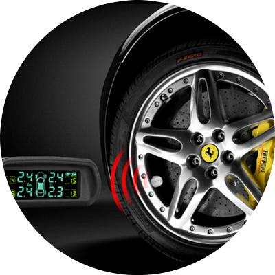 Wheel+TPMS