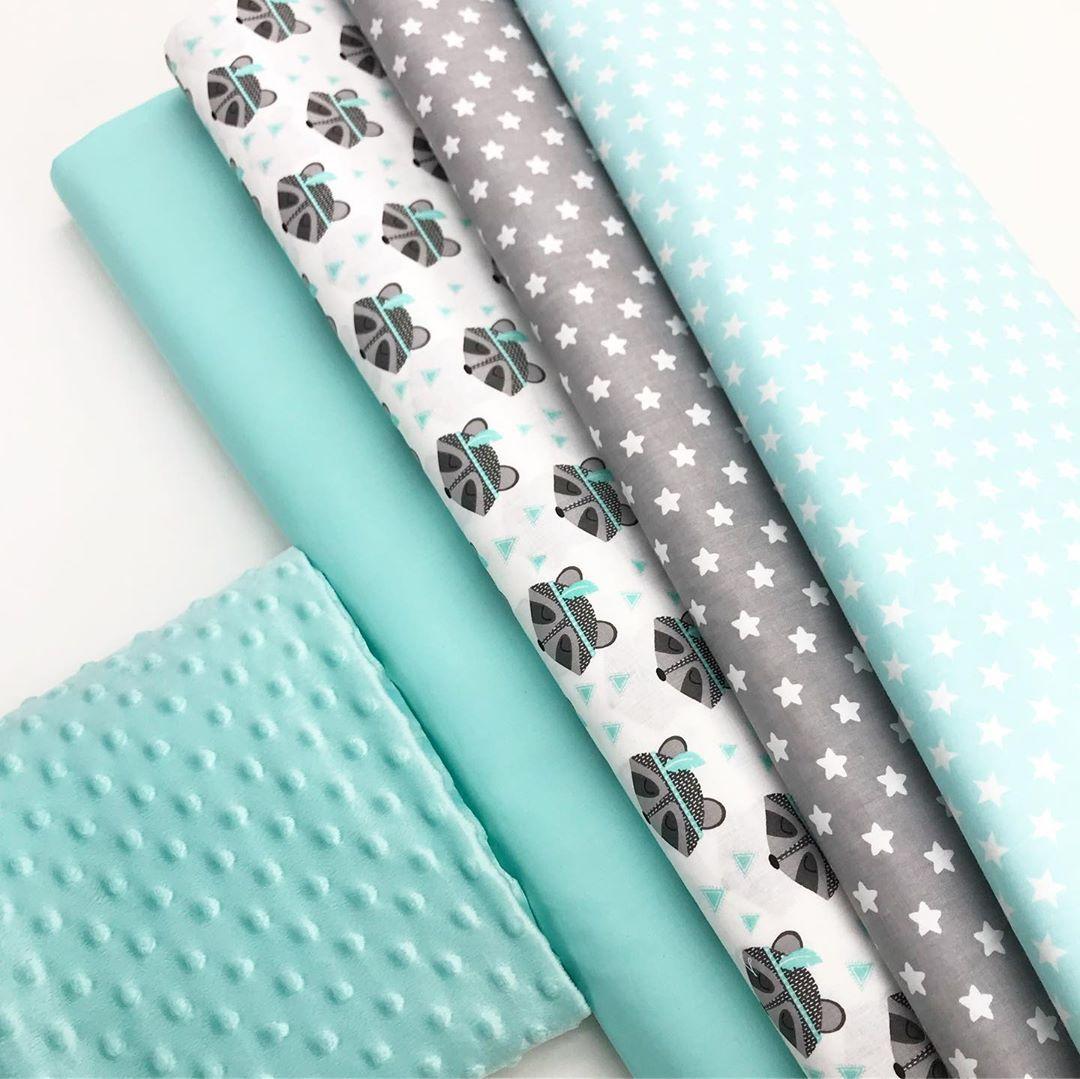 Купить ткани для декора комнаты мальчика