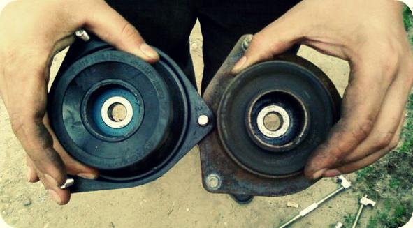 Опора двигателя ВАЗ 2110
