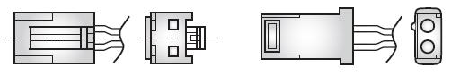 Аккумуляторная батарея Delta – тип клемм «AMP T13»