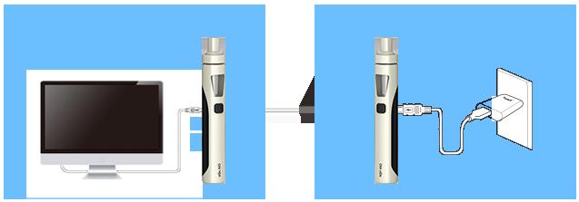 Зарядка электронной сигареты Joye eGo AIO