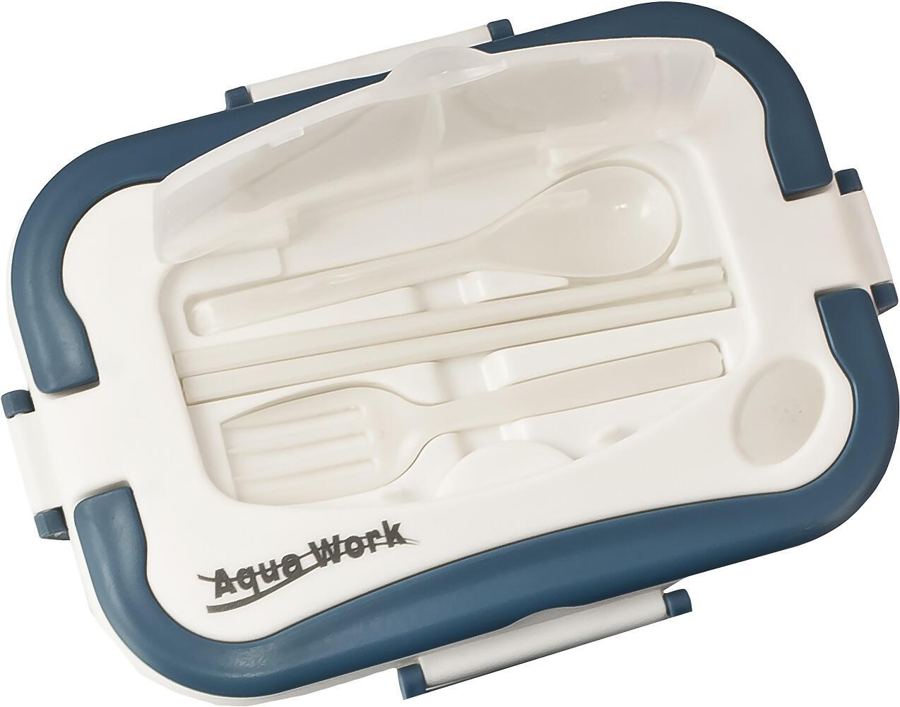 Для Вашего удобства столовые приборы входят в комплект и хранятся в отдельном отсеке
