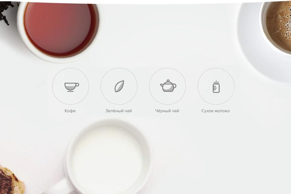 Электрочайник Xiaomi Smart Kettle Bluetooth RU EAC