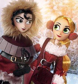 """Набор кукол """"Приключение Рапунцель"""", Disney Princess"""