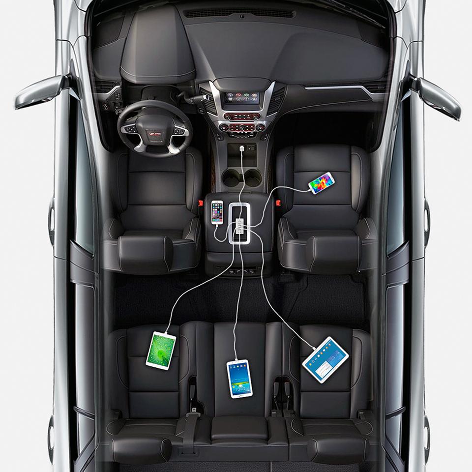 Anker PowerDrive 5xUSB 10A