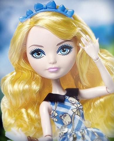 Кукла Блонди Локс, Эвер Афтер Хай