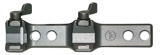 Быстросъемный кронштейн MAK (единое основание) для установки на Merkel KR1/B3/Fabarm Asper ночных прицелов YUKON PHANTOM, COT, DEDAL с помощью соответствующих адаптеров МАК (Германия)