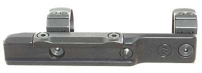 5122-2600 Небыстросъемный кронштейн MAK на едином основании с кольцами диаметром 26 мм