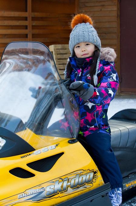 Комбинезон Premont Звезды Ориона WP91173 Blue купить в интернет-магазине Premont-shop