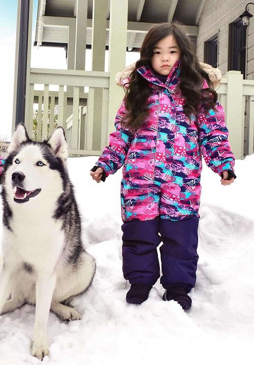 Зимний комбинезон Premont Северное сияние Юкона Sport - новая коллекция Premont Зима 2018-2019!