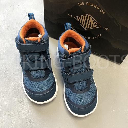 Ботинки Викинг Veme Mid GTX Navy Denim с доставкой в интернет-магазине Viking-boots