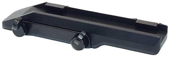 5022-4000 Быстросьемный кронштейн MAK для установки прицелов с шиной LM (16.5 мм) на призму 12 мм
