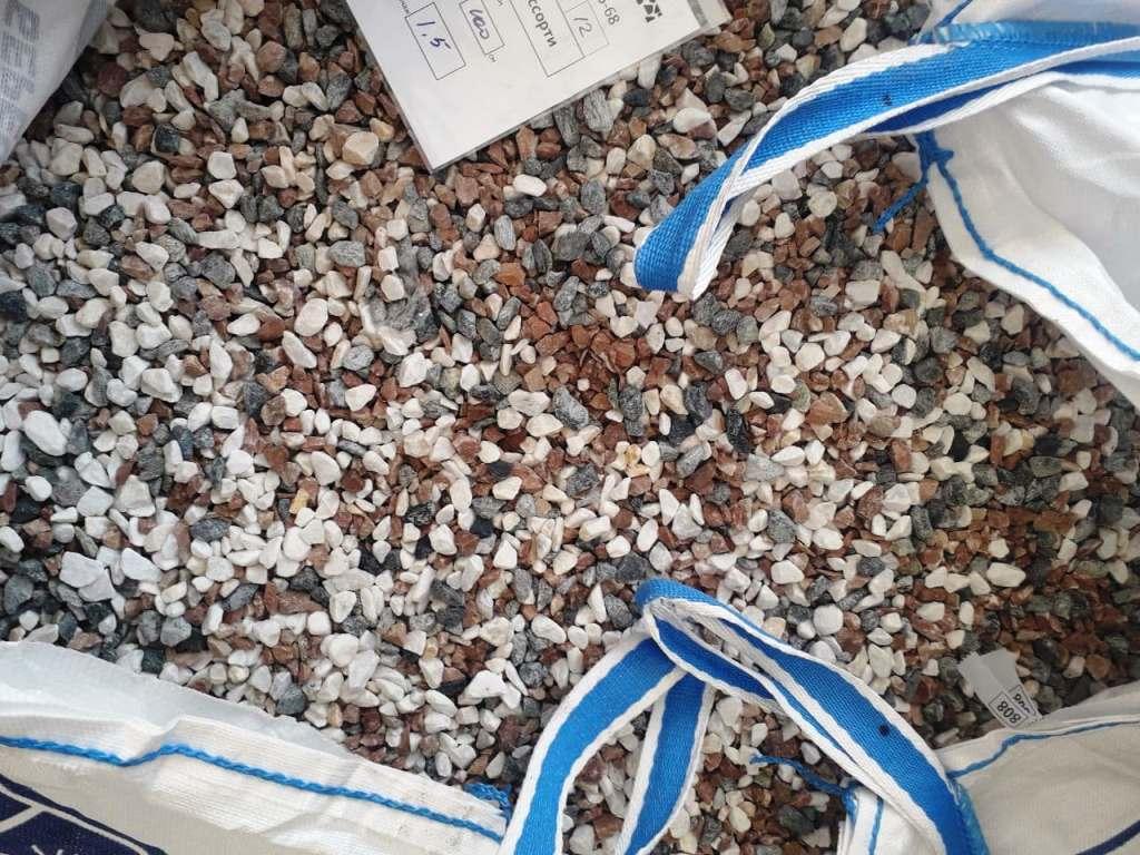 Ассорти крошка в мешке до 1,5 тонны